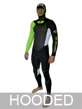 hooded wetsuits page